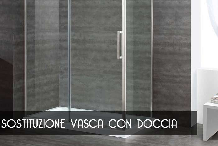 Trasformare vasca in doccia prezzi Porta Vittoria Milano - a Porta Vittoria Milano. Contattaci ora per avere tutte le informazioni inerenti a Trasformare vasca in doccia prezzi Porta Vittoria Milano, risponderemo il prima possibile.