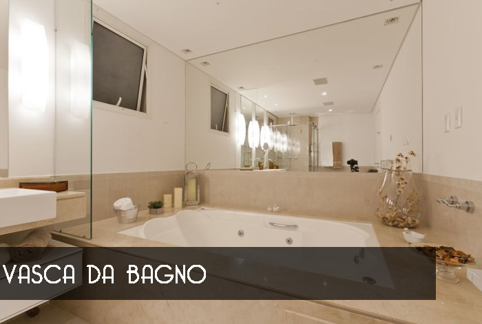 Gallarate - vasca da bagno a Gallarate