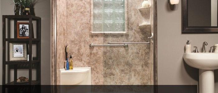 Trasformare vasca in doccia Asti
