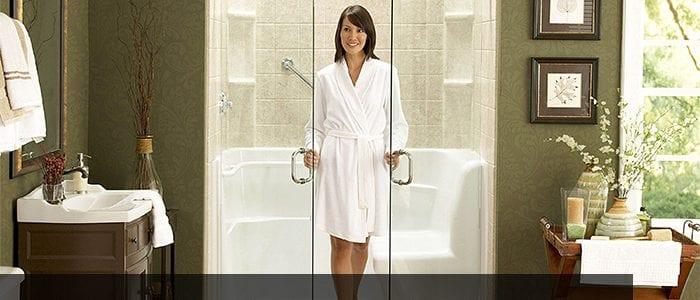 Trasformazione vasca in doccia Asti