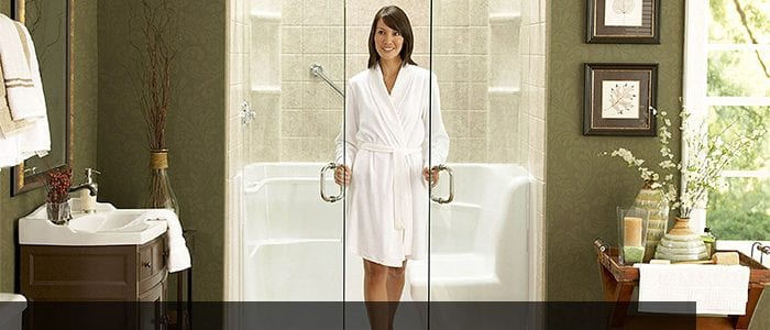 Trasformazione vasca in doccia Novara
